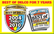 Best of Delco for 7 Years